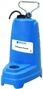 G&L 2ED, Dual Seal Effluent Pump, G&L 2ED Dual Seal Effluent Pump, Sensor Probe, G&L Goulds Pumps