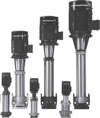 Grundfos BoosterpaQ® and CRE-Plus From Grundfos Pumps