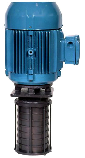 Dayton High Pressure Coolant Pumps : Industrial vertical and horizontal multi stage coolant